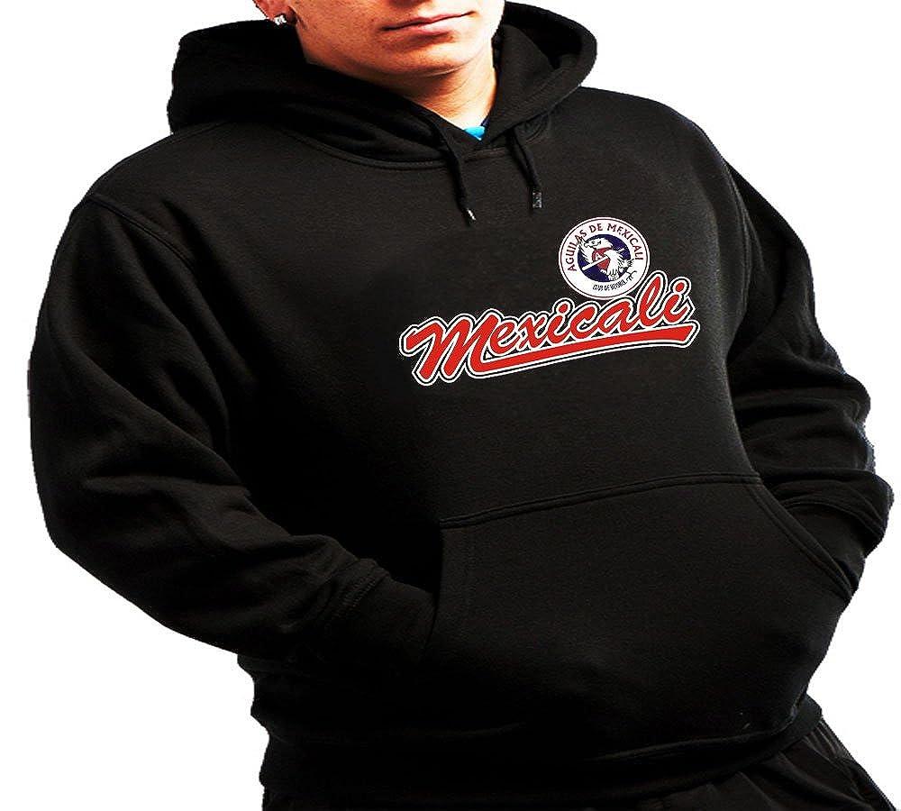 Aguilas de Mexicali Club of Baseball for Mens Hoodie
