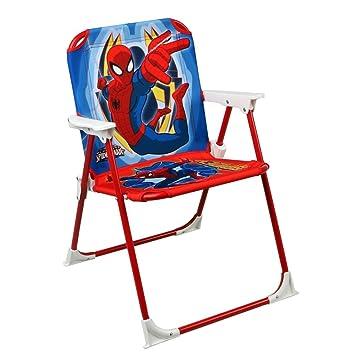Klappstuhl camping kinder  Marvel - Kinder Klapp Stuhl Marvel Spiderman - Garten Camping ...