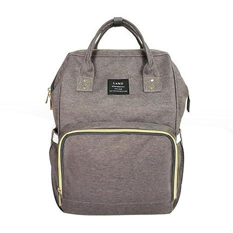artbro producto para bebé bolsas para pañales mamá Outdoor multifunción impermeable para cambio de pañales mochila