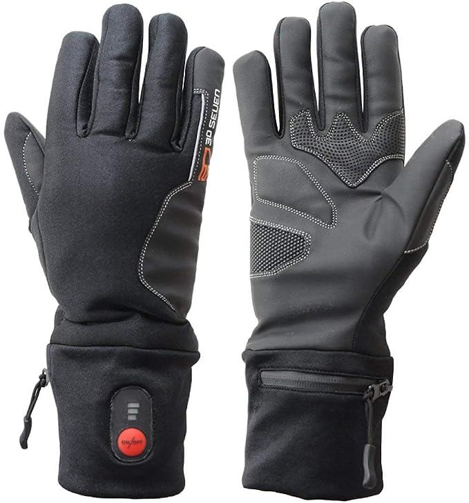 am besten verkaufen Kauf echt begehrte Auswahl an Beheizbare Fahrradhandschuhe > Extra Warm - Elektrisch Beheizbare  Handschuhe mit Akku - Heizhandschuhe Schwarz