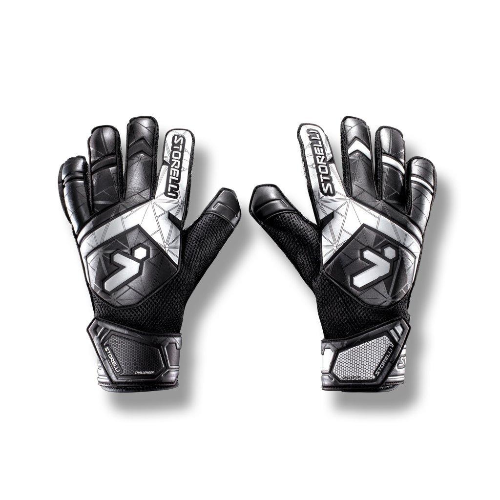 Storelliスポーツグラディエーター手袋2.0チャレンジャーno Spines、ブラック、8 B07BRQ5Y2N