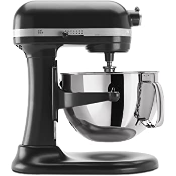 Amazon Com Kitchenaid Kp26m1xlc 6 Qt Professional 600