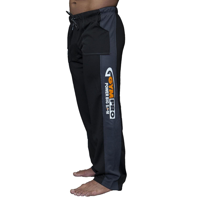 STILYA Sportswear Herren Bodyhose Jogginghose Sporthose Bodybuilding 1099