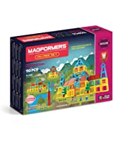 MAGFORMERS Village Set (110 Piece)
