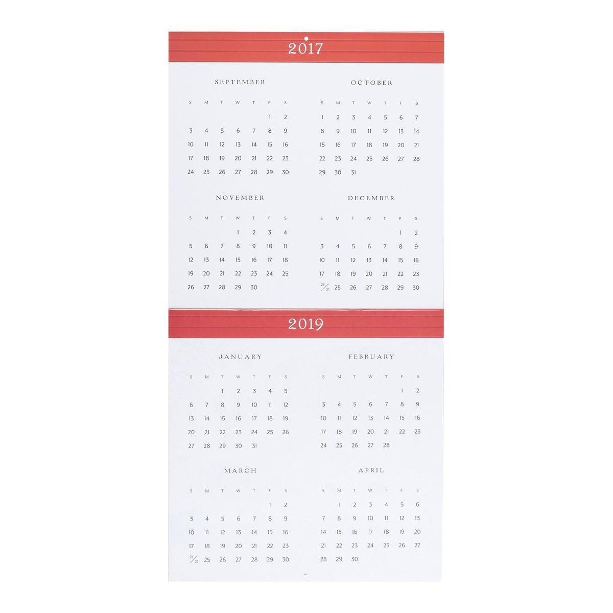 DaySpring de 2018 - Calendario de DaySpring pared inspirador 9793c7