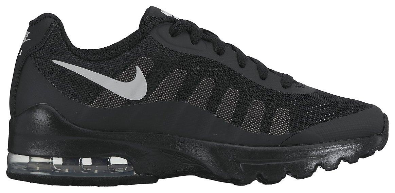 2f7137f5be Galleon - Nike Kids Air Max Invigor Running Shoe Black/Wolf Grey 6.5Y