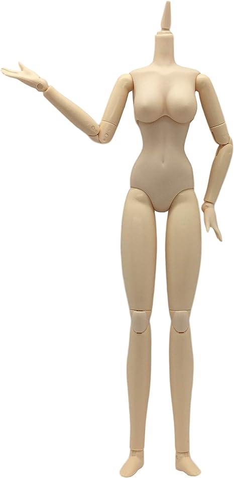 Obitsu Doll 24BD-F02W-S 24cm Obitsu Body Bust S type Whity
