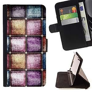 Momo Phone Case / Flip Funda de Cuero Case Cover - Wallpaper Arte Moderno Random Dise?o de Interiores - Sony Xperia Z2 D6502