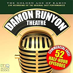 Damon Runyon Theatre Radio Shows