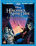 The Hunchback of Notre Dame / The Hunchback of Notre Dame II (3-Disc Special Edition) (Blu-ray / DVD) Image