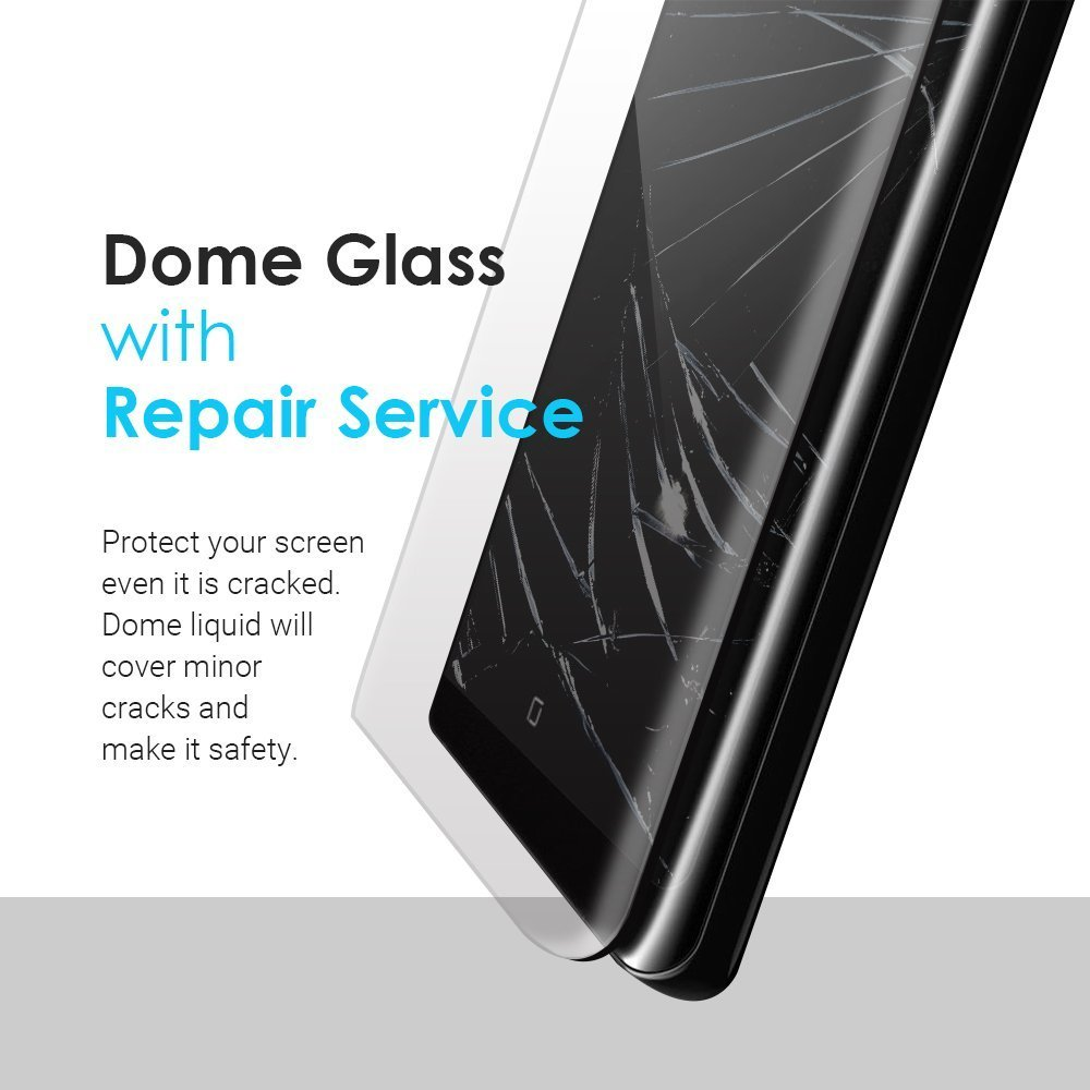 Samsung Galaxy Note 8 Dome Glass Screen Protector