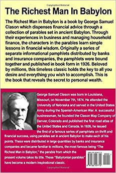 Richest man of babylon audiobook