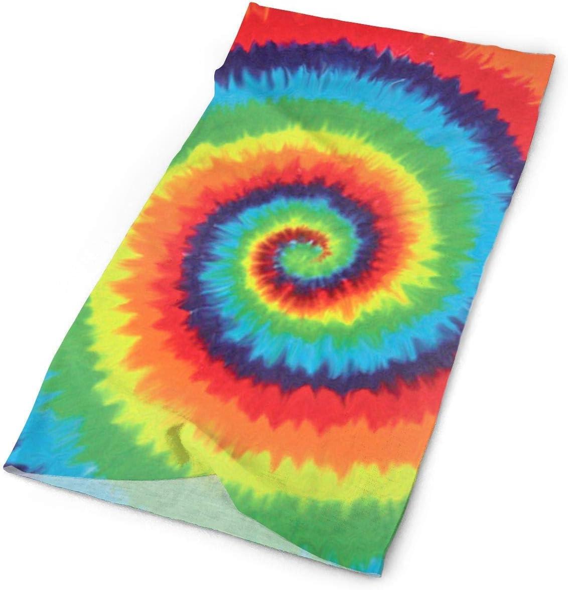 Diadema Colorida de Pigmento Vintage Tie Dye - Microfibra ...