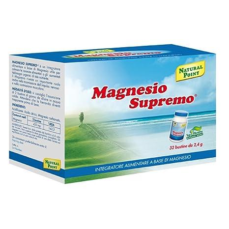 MAGNESIO SUPREMO 32 BUSTE