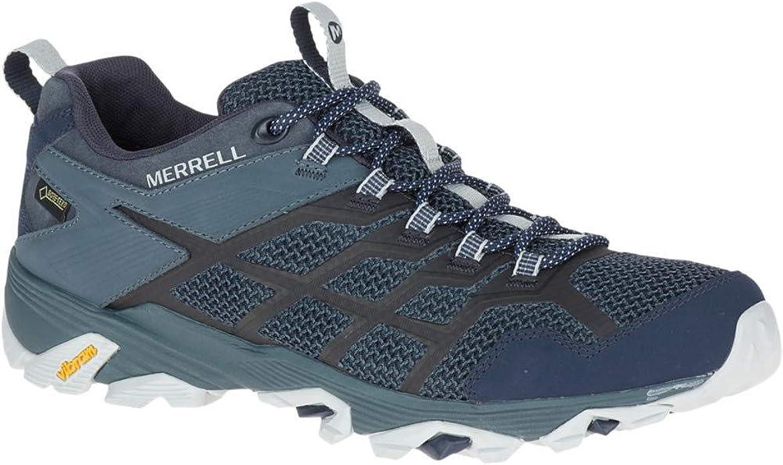 merrell moab gtx mens walking shoes quick