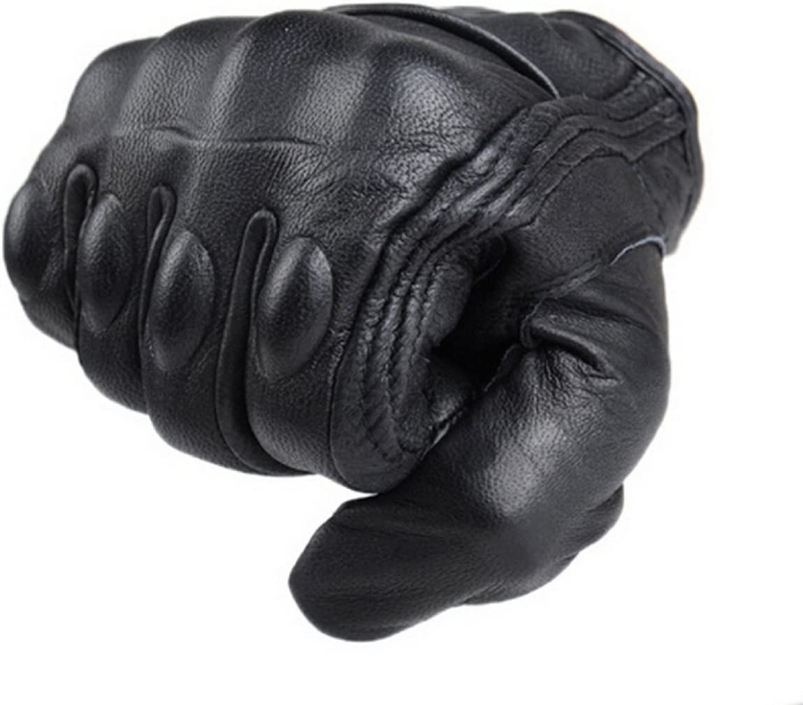 FXC Full Finger motorcycle leather gloves
