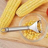Joynest Corn Zipper - Corn Kernel Peeler Remover Tool - Corn Cutter