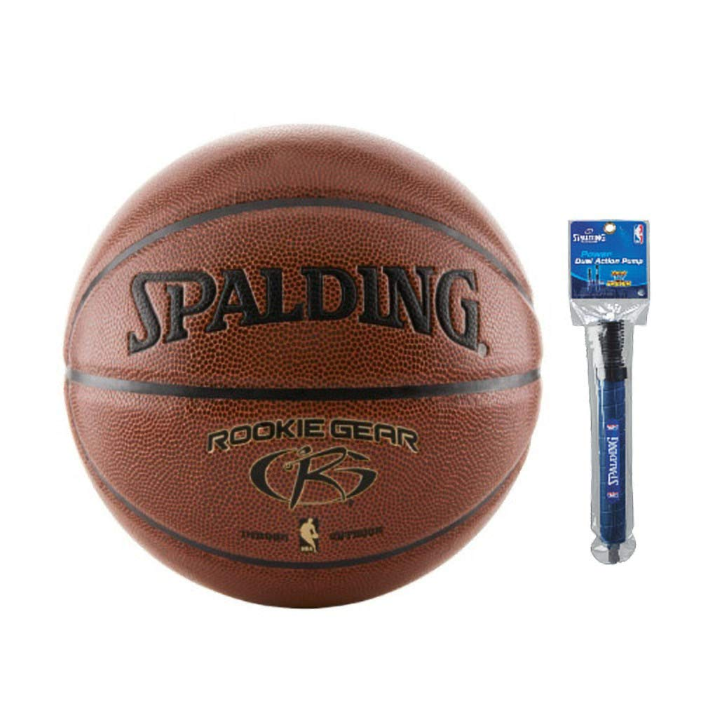 Spalding Rookie Gear Youth Balón de Baloncesto (27.5