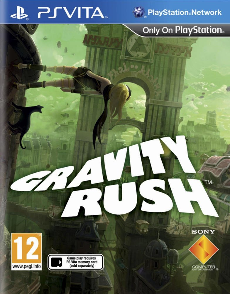 Gravity Rush (PS Vita) [Importación francesa]: Amazon.es ...
