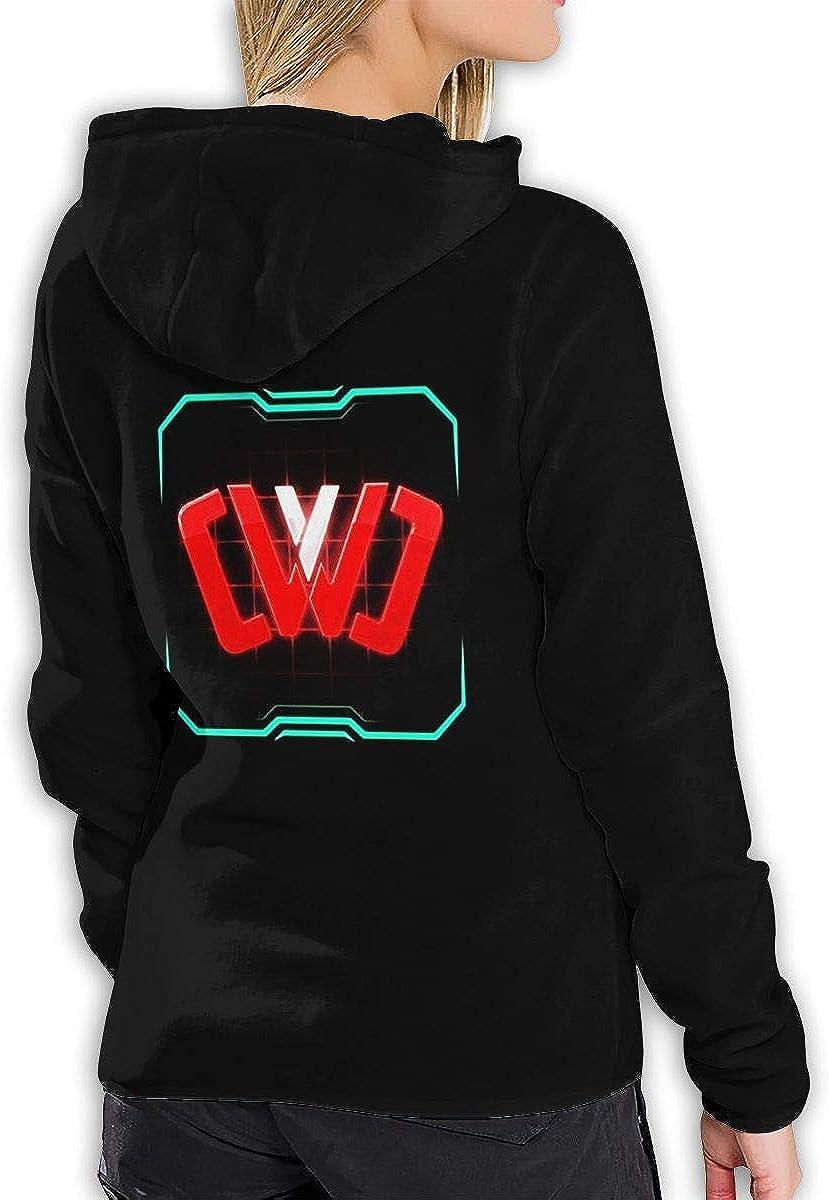 DYLAN HUSSAIN CWC Chad Wild Clay Ninja Sweatshirt Hoodie for Women