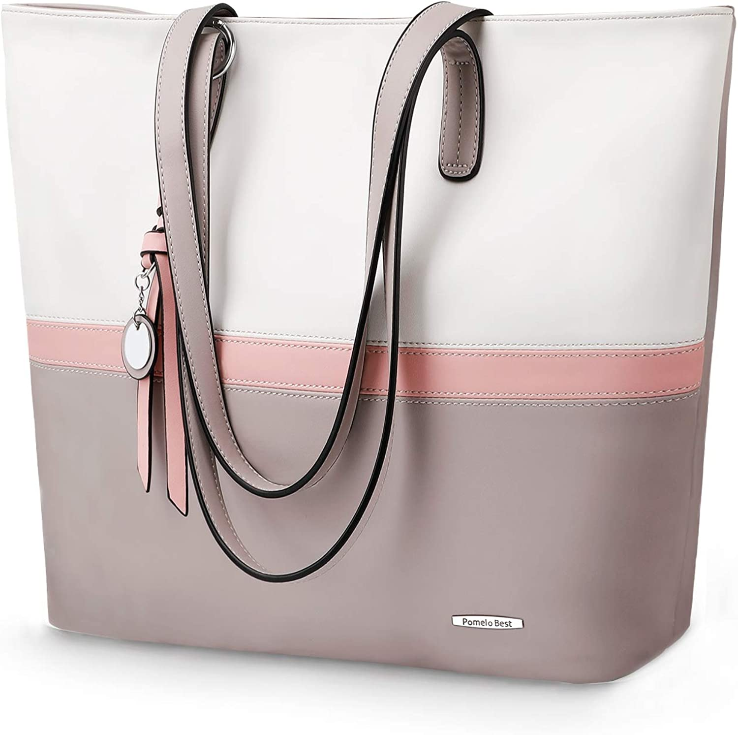 Tote Bags for Women, Womens Shopper Bag with Large Compartment