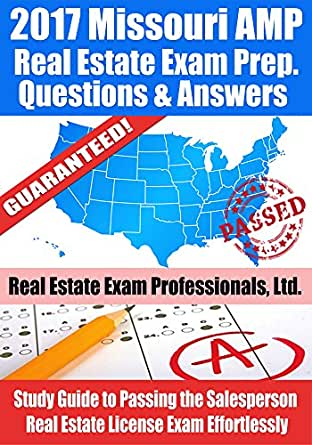 2017 missouri amp real estate exam prep questions and answers study kindle price 897 fandeluxe Choice Image