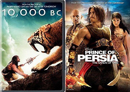 Amazon com: Prince of Persia: The Sands of Time & 10,000