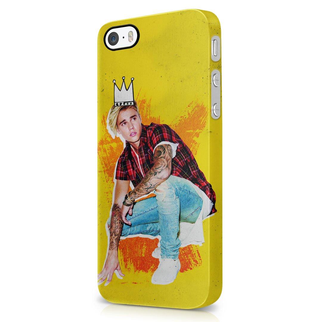 Amazoncom Justin Bieber King Crown Tumblr Rad Iphone 5 Iphone 5s
