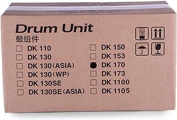 Original Bildtrommel Passend Für Kyocera Fs 1130 Mfp Dp Kyocera Dk170 302lz93060 302lz93061 Premium Trommel Schwarz 100 000 Seiten Bürobedarf Schreibwaren