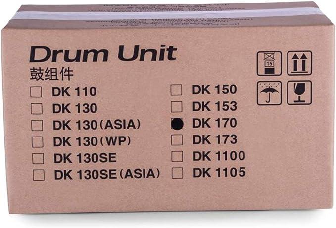 Original Bildtrommel Passend Für Kyocera Fs 1030 Mfp Dp Kyocera Dk170 302lz93060 302lz93061 Premium Trommel Schwarz 100 000 Seiten Bürobedarf Schreibwaren