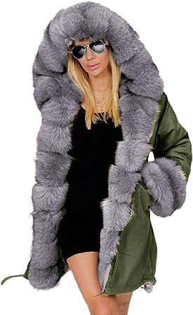 femmes manteau d'hiver ouatée avec capuche
