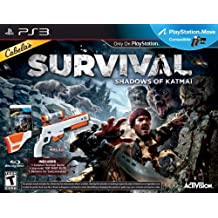 Cabelas Survival: Shadows of Katmai W/Gun - Playstation 3