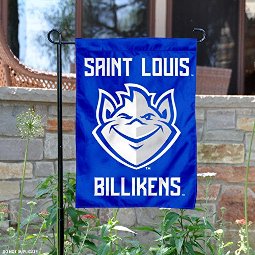 St. Louis Billikens New Logo Garden Flag
