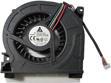X-Comp Ventilador Refrigerador Fan Ventilador KDB0705HB de 7 ...