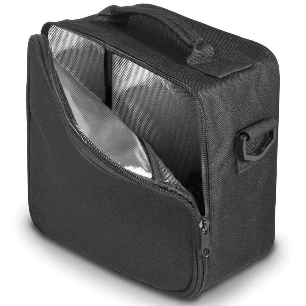 Termo 350 mL IMF-Kabra Kit Bolsa Porta Alimentos Valira Bricolemar Compact con 2 Tupper Azules y Juego de Cubiertos