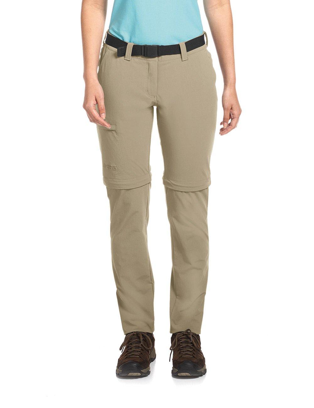 Coriander  Maier Sports Packaway 2L – Femme Inara Fin de Bermuda Pantalon de randonnée à Fermeture éclair, femmes, Inara