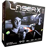 Amazon Com Laser X 88016 Two Player Laser Gaming Set
