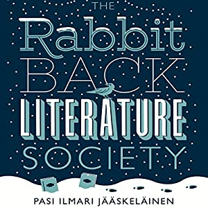 The Rabbit Back Literature Society Audiobook