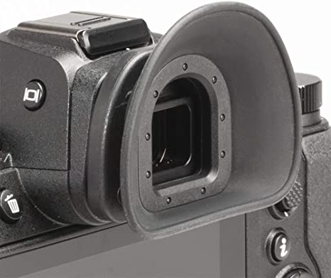 Hoodman HEYENZ HoodEYE - Visor para cámara Nikon Z6 Z7: Amazon.es ...
