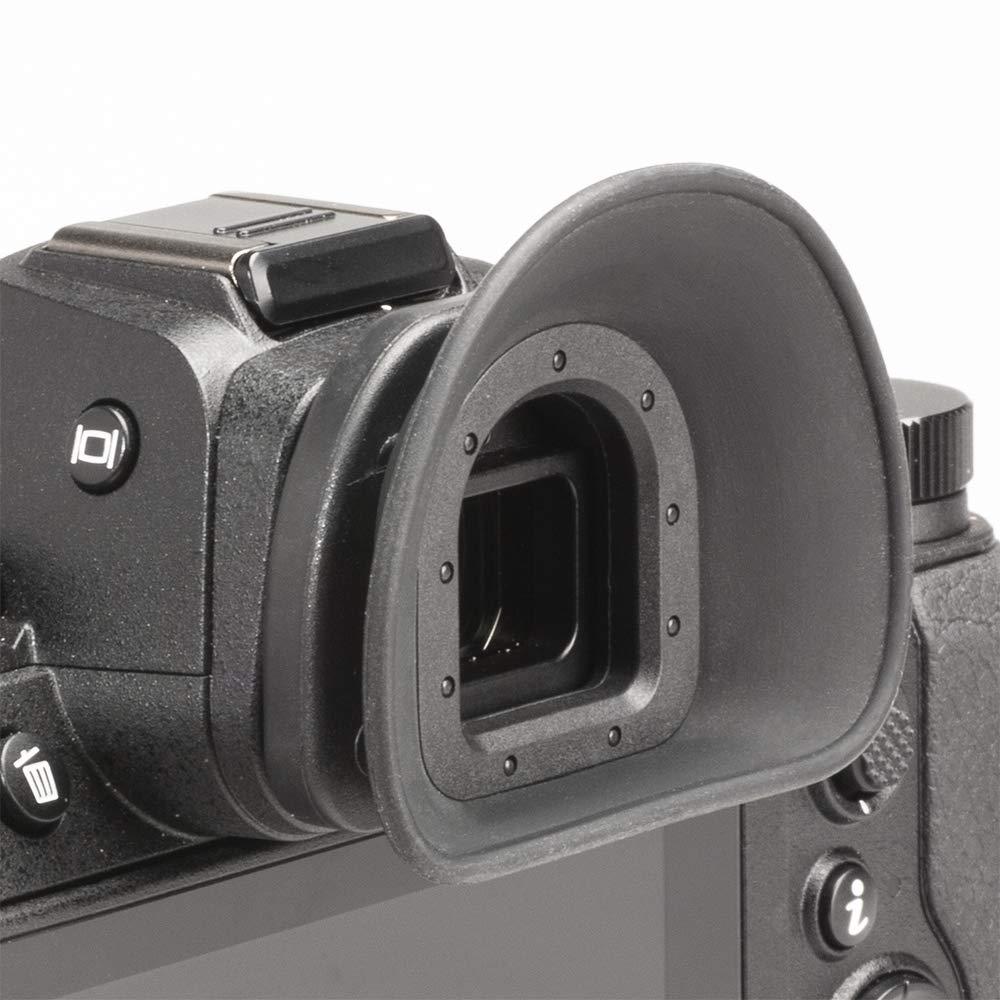 Hoodman HEYENZ HoodEYE Camera Eyecup Eye Cup Viewfinder Eye Piece for Nikon Z6 Z7 by Hoodman