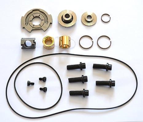 Abcturbo Turbocharger turbo repair kit rebuild kit GT37VA GT3782VA GT3788VA for Ford Powerstroke 6.0L 239KW