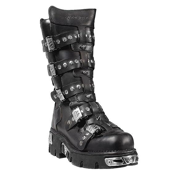 Tall Rock Boots