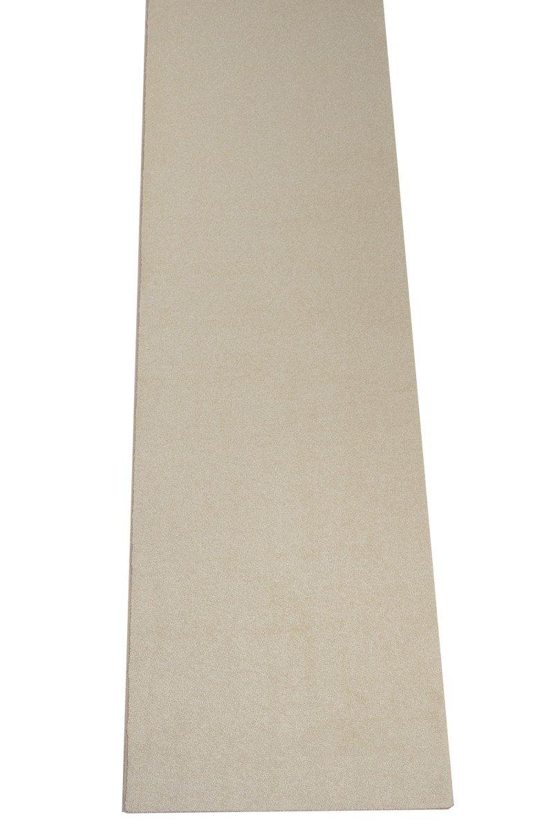 Havatex Kräusel Velour Teppich Burbon Läufer - große Farbauswahl   Prüfsiegel  TÜV-geprüft   ideal für Flur Diele Schlafzimmer Büro, Farbe Flieder, Größe 100 x 500 cm B00USSE66S Lufer