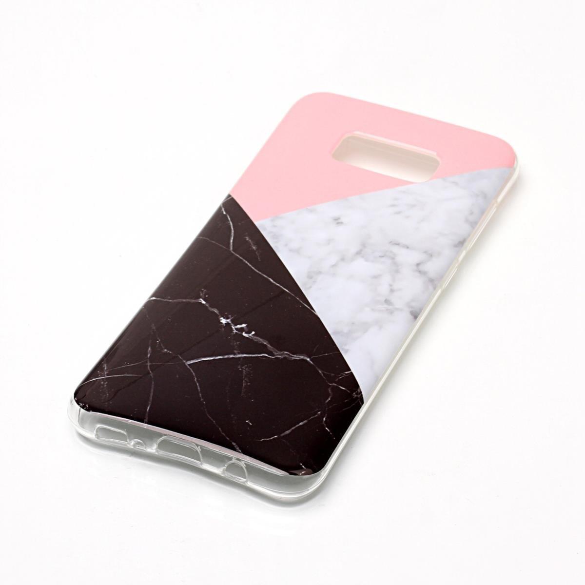 M/ármol Dise/ño Funda de Silicona Suave Case Cover Protecci/ón c/áscara Soft Gel TPU Carcasa Funda para SAMS Meeter Funda para Samsung S8 Plus Samsung Galaxy S8 Plus Funda Silicona M/ármol
