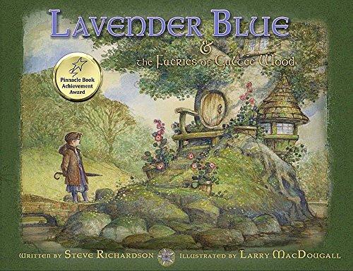 lavender blue - 9