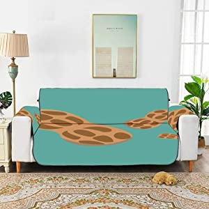 YSWPNA Delicious Raw Peanut Pods Slipcovers Wingback Chairs Furniture Sofa Covers Sofa Cushion 66