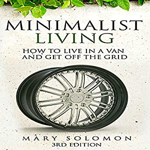 Minimalistic Living Audiobook