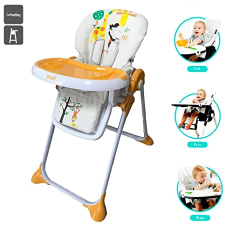 Star Ibaby Pod Giraffe - Trona para bebes reclinable: Amazon.es ...