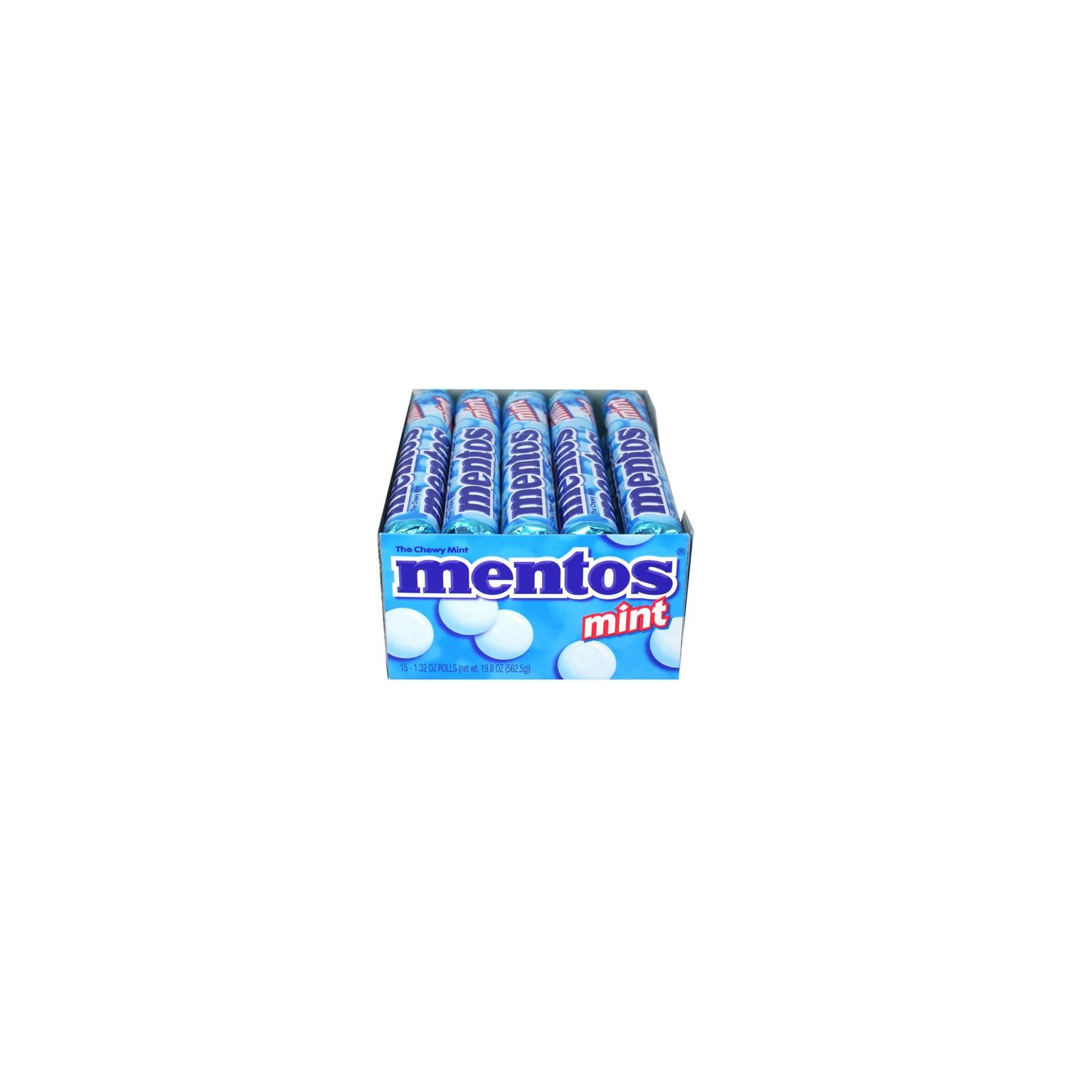 Mentos Chewy Mints, (15 ct. ) x2 AS by American Standart