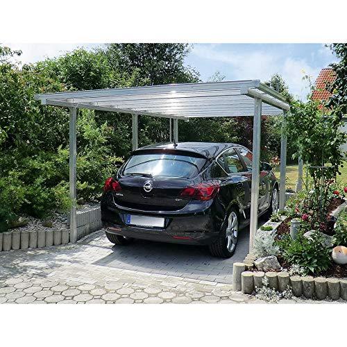Beckmann Aluminium Carport